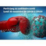 WEBINAIRE SANTÉ DU 30 NOVEMBRE 2020
